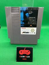 "Nintendo Entertainment System Spiel "" Total Recall "" Modul | NES Pal B"
