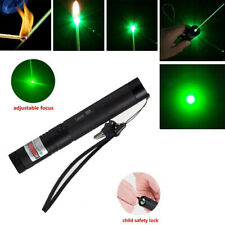 532nm 303 Laser Pointer Pen Military Focus Lazer Pen Light Power Green