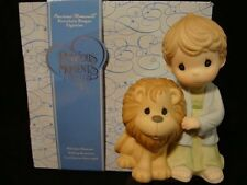 za Precious Moments Nativity-Daniel And The Lions Den-How Mighty Are His Wonders