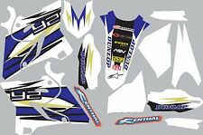 Graphics for Yamaha YZ125 YZ250 2015-2016 Decal fender shrouds sticker