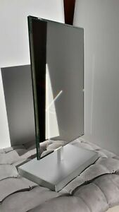 DIOR Stunning Vintage Large Counter Mirror 34cm Tall Heavy Immaculate Gift Co