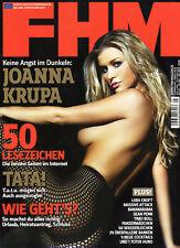 FHM 05/2006   JOANNA KRUPA & T.a.t.u.*   Mai/2006
