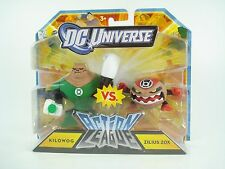 DC Universe ACTION LEAGUE! 2 pack Kilowog & Zilius Zox GREEN LANTERN New