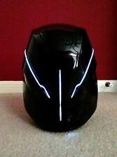 Tron Legacy Quorra / Flynn 1:1 Custom Replica Costume Helmet w/ EL Lighting