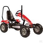 Dino Cars Massey Ferguson Track BF1 Pedal Kart Age 5+ Kids Childrens