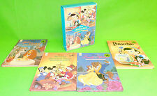 Disney Classic A Touch of Magic Story Book Box Set Hardcover Books