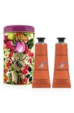 Crabtree&Evelyn Gardener's Ultra-Moisturizing Hand Therapy Duo w/collectible tin