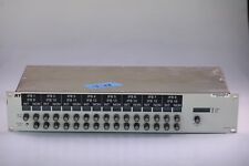 Rts Telex Lcp-102 Multifunction Remote Assignment Panel System