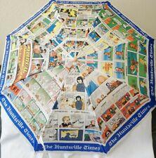 Vtg Huntsville Times Umbrella Newspaper Comic Strips Archie Dilbert Cathy More