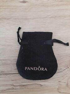 Pandora Aufbewahrung Beutel für Charms Goldene Schrift