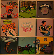 "THE SMALL VISAGES - MOMENTS MAGIQUES 12"" LP (M298)"