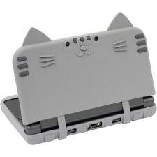 Cyber 3DS XL LL Neko Nyan DX Nintendo XL Silicon Hard Case Cover Mackerel Saba