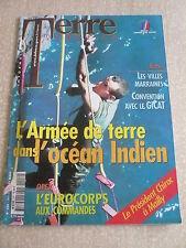 TERRE MAGAZINE n° 116 / Les villes Marraines. Armée de Terre dans l'Océan Indien