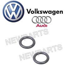 NEW Audi A6 Allroad Quattro Set of 2 Fuel Pump Connection Seal 4B0-201-844