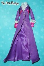 MONSTER HIGH HEADMISTRESS BLOODGOOD DOLL REPLACEMENT RIDING JACKET COAT ONLY
