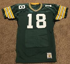 Green Bay Packers Sandknit Game Issued Jersey Mike Tomczak