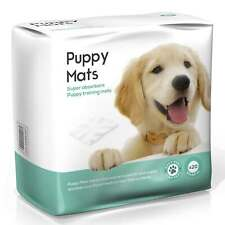 12x SUPER ABSORBENT Puppy Training Pad - 60cm x 60cm - Pack of 20