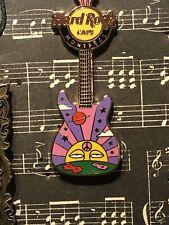Hard Rock Cafe - Montreal Peace Guitar Series PIn