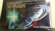 Star Trek USS Voyager Monogram Model vintage Sealed Spaceship