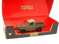 Norev 1/43 - Citroen 2CV Prototype 1936 Pick Up - Ligne Noire