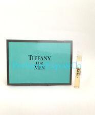TIFFANY FOR MEN by TIFFANY & CO 0.02oz Cologne Fragrance Splash Vial  (C38 HC12