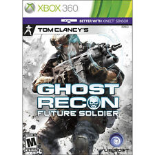 Tom Clancy's Ghost Recon: Future Soldier (Microsoft Xbox 360, 2012) Nice!