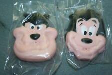 Disney Goof Troop Set of 2 Water Toy Squirters NEW
