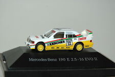 Herpa PC Modelo MERCEDES BENZ 190E Nr. 12 1:87 (131)
