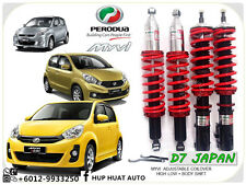 Myvi D7 JAPAN Adjustable Coilover High Low + Body Shift