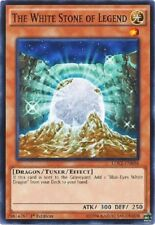 The White Stone of Legend - LDK2-ENK04 - Common 1st Edition