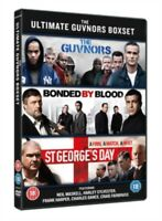 The Guvnors / Iena / st Georges Day DVD Nuovo DVD (MTD6027)