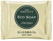 Shiseido The Amenity ECO SOAP Face Cleansing Soap 18g NEW Free Shipping