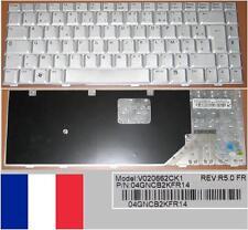 Azerty-tastatur Französisch ASUS W3 W3A W3J W3V W3000 V020662CK1 04GNCB2KFR14