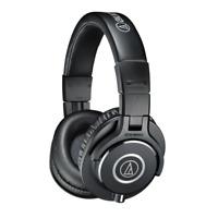 Audio Technica ATH-M40X Closed Back Studio Monitor Headphones - Black