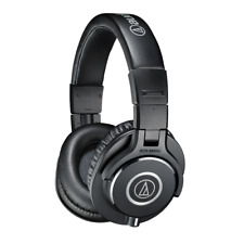Audio Technica ATH-M40X Closed Back Studio Monitor Headphones - Black