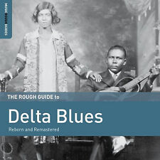The Rough Guide to Delta Blues Various Artists 0605633135329