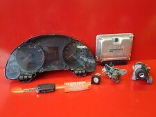 AUDI A4 B6 CABRIOLET 3.0i V6 KIT DEMARRAGE CALCULATEUR REF 8E0909559M 0261208238