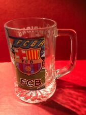 More details for fc barcelona - tri champions 2008 - 2009 - crystal tankard - vgc