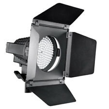 walimex pro LED Spotlight +  Abschirmklappen, superhelle LED, dimmbar