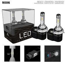 Xenon White 6000K 9006 60W Low Beam Headlight LED Lights Bulb Conversion Kit