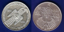"1952 - 5 DM Gedenkmünze ""Germanisches Museum"", vz"