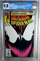 Spectacular Spider-Man #203 Max Carnage Marvel 1993 CGC 9.8 NM/MT WP Comic M0112