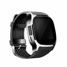 T8 Bluetooth Smart Watch Facebook Whatsapp Camera Support SIM TF Card Phone Call