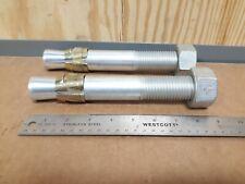 "(2) 1.25"" x 9""  Concrete Wedge Anchors M165"