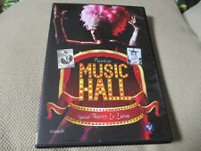 """DVD NEUF """"MUSIC-HALL : TOP A THIERRY LE LURON"""""""