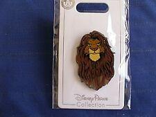 Disney * SIMBA w/ FULL MANE - BE LEGENDARY - LION KING * New on Card Trading Pin