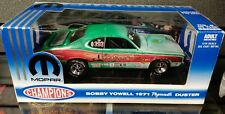 Ertl Collectible | Bobby Yowell | 71' Plymouth Duster | 1/18 Mopar Champions NEW