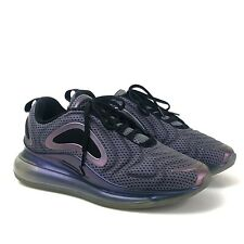 Nike Air Max 720 Northern Lights UK9 Metallic Purple