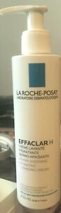 La Roche-Posay EFFACLAR H Derma-Soothing Hydrating Facial Cleansing Cream 200ml