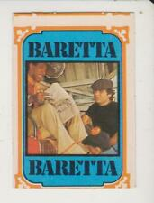 Monty Gum trading card 1978 TV Series: Baretta #21